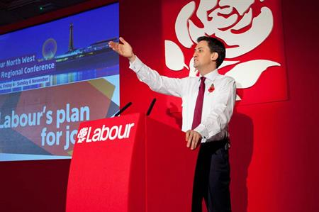 Labour Party returns to Blackpool for regional conference