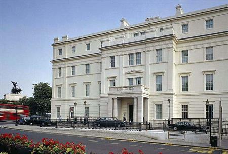: London's Lanesborough to close for refurb