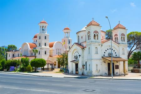 Larnaca in Cyprus (Image credit: iStock)