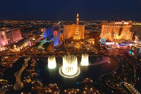 Las Vegas business events reaches five-year high
