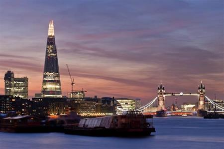 London has kept its position as the top-ranked international travel destination