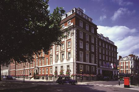 Marriott Hotel Grosvenor Square sold for £125.1m