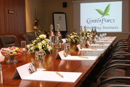 Centre Parcs has hosted events for Sainsbury's and Fat Face in 2013