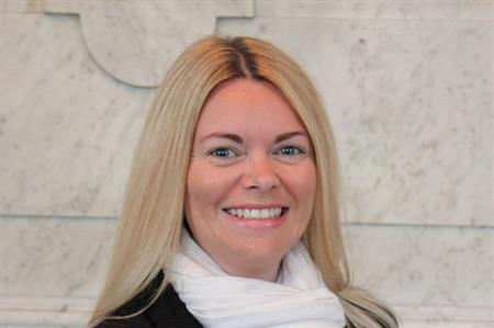 Lorraine Butler, new chair of London City Selection