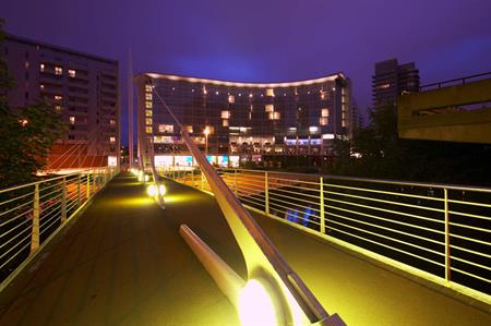 The Lowry Hotel in Manchester is up for sale