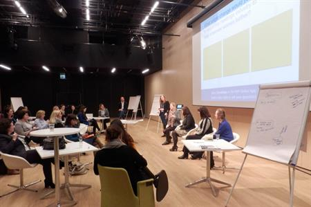 Women in events discussed at MPI EMEC 2015, Warsaw