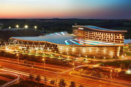 Minsk welcomes first five-star hotel with Marriott International opening