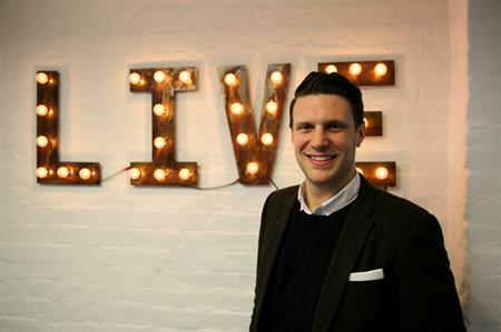 Max Fellows, co-founder of Elevate