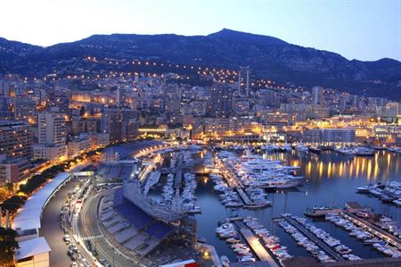 Monaco Harbour, Monte-Carlo