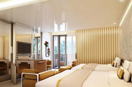 The Mövenpick Hotel & Palais Des Congrès will have 501 rooms