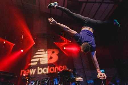 Client win for RPM with sports brand New Balance