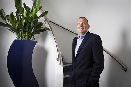 Managing director of BCD M&E UK and Zibrant, Nigel Cooper