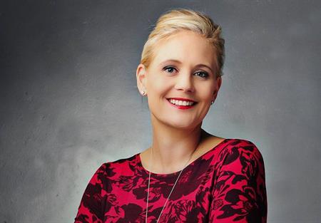 Nina Freysen-Pretorius, ICCA president