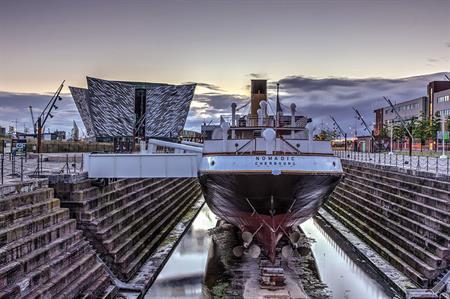 Destination of the Week: Belfast