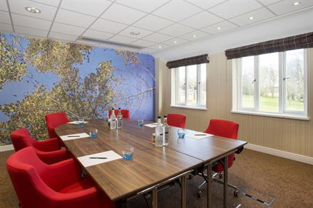 'Inspirational Training' facility for corporate events at Norton Park in Winchester