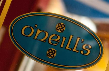 Mitchells & Butlers, owners of O'Neill's pubs, picks ICC Birmingham