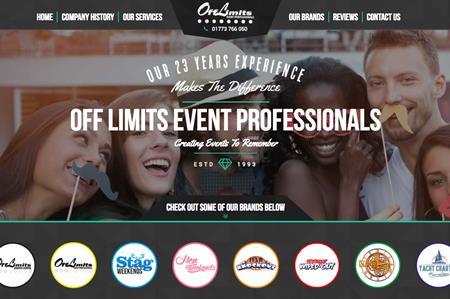 Off Limits website