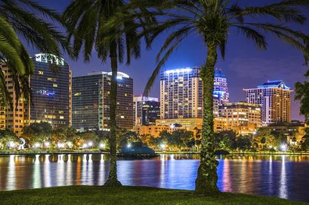 Orlando, Florida has been named as the top meeting city in the US
