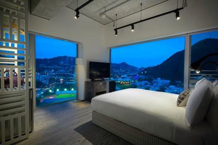Ovolo Southside hotel, Hong Kong