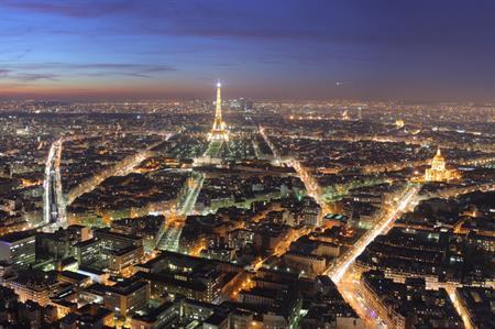 Paris, scene of last night's terrorist atrocities (©Benh LIEU SONG)