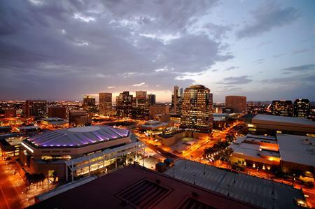 Phoenix, Arizona (image: iStock)