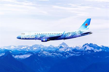 Powdair: opening routes from the UK to the Swiss Alps