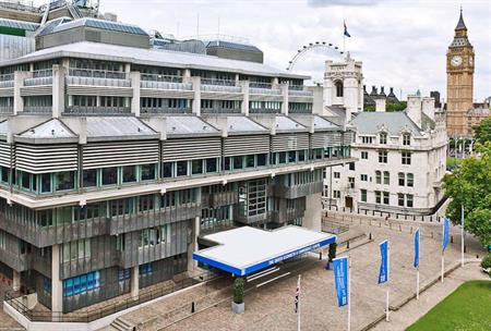 The Queen Elizabeth II Conference Centre in London
