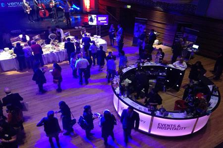 Queen Mary University of London's Great Hall hosted the event