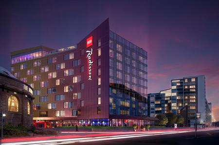 Radisson Red in Glasgow
