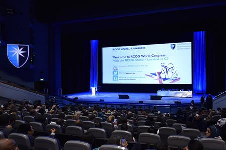 Hampton Medical will RCOG World Congress 2019