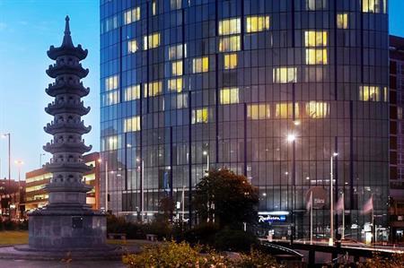 Select Group has acquired the Radisson Blu Hotel Birmingham