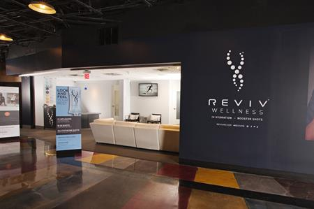 Chew will bring Reviv Wellness Clinic treatments to the events industry