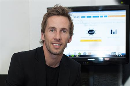 Richard Green, CEO and founder of Evvnt