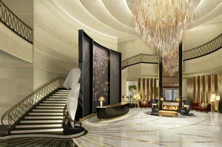 Ritz-Carlton: property in Kazakhstan