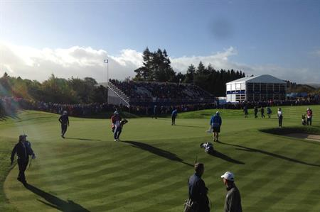 The Ryder Cup at Gleneagles showcased Scotland's events offer