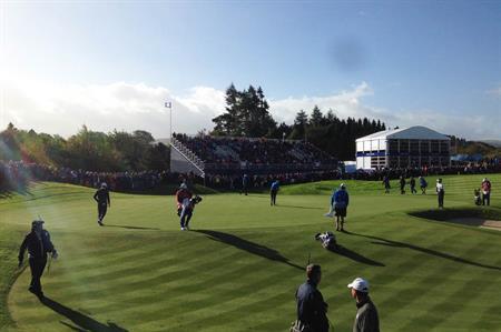 Ryder Cup 2014, Gleneagles, Scotland