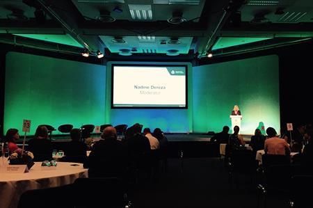 Sustainable Events Summit kicks off at QEII Centre