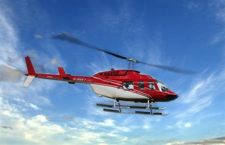 Crowne Plaza London - Heathrow has launched a new helicopter tour of the capital
