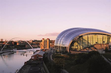 Sage Gateshead, Tyneside