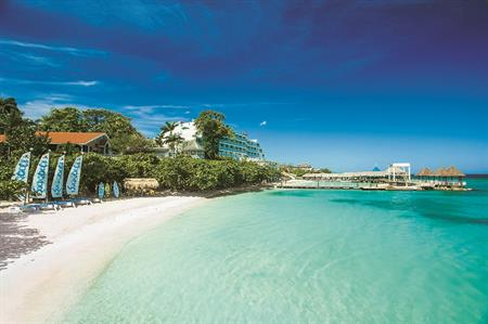 Sandals relaunches its largest conference hotel in Jamaica