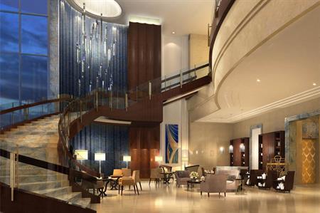 St Regis Chengdu hotel, China