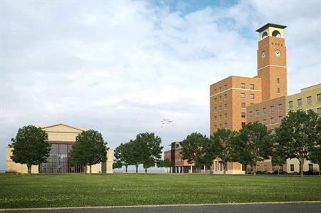 Swansea University's new £450m Bay Campus (©swanseabaypartnership.com)