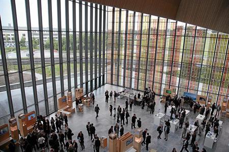 SwissTech Convention Centre (©Swiss-image)