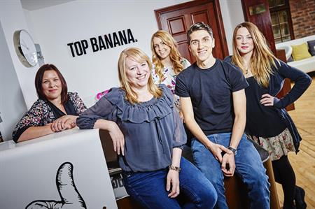 Top Banana's new recruits