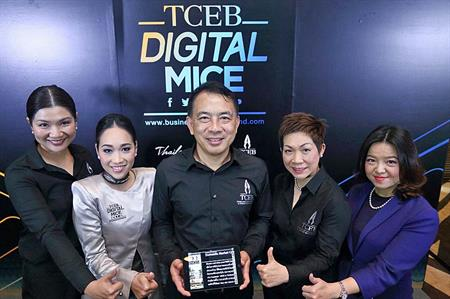 The Thailand Convention and Exhibition Bureau kicks off it biggest ever online marketing campaign for the C&I market