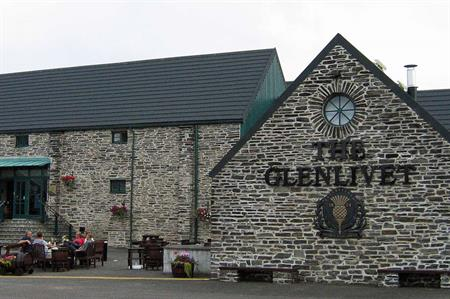 The Glenlivet Distillery will host a staff event for the Chivas Brothers, organised by Grass Roots