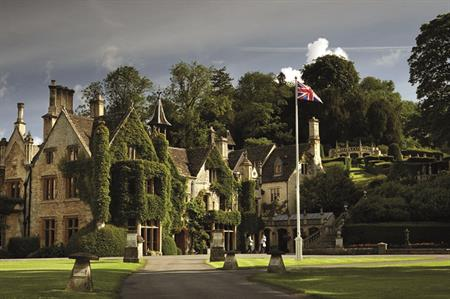 The Manor House, Castle Combe, Wiltshire
