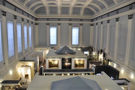 Shrewsbury Museum and Art Gallery