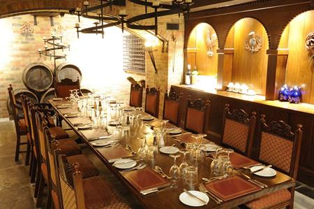 Twickenham Cellar will offer fine dining packages