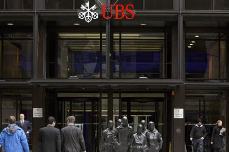 UBS' Finsbury Avenue office, London (channel4.com)